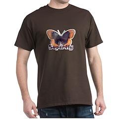 Vintage Distressed Superfly B T-Shirt