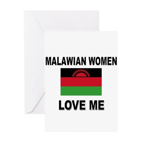 Malawian Women Love Me Greeting Card