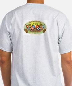 Cuban-American Cigar T-Shirt