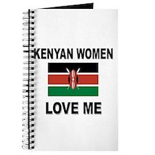 Kenyan Women Love Me Journal