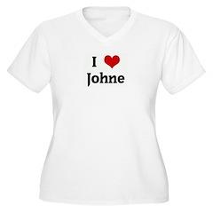 I Love Johne T-Shirt