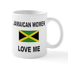 Jamaican Women Love Me Mug