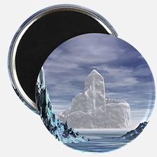 """Cute Crystal castles 2.25"""" Magnet (10 pack)"""