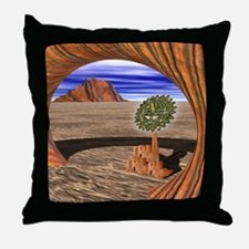 Soul Catcher - Throw Pillow