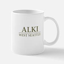 Alki Mug