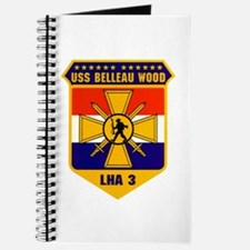 USS Belleau Wood LHA-3 Journal