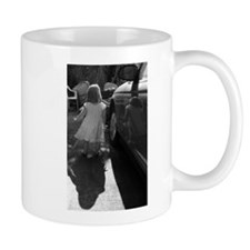 shadows and reflections Mug
