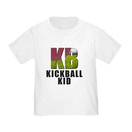 Toddler Kickball T-Shirt