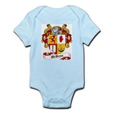McBean Family Crest Infant Creeper