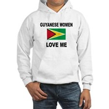 Guyanese Women Love Me Hoodie