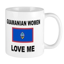 Guamanian Women Love Me Mug