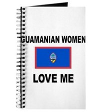Guamanian Women Love Me Journal