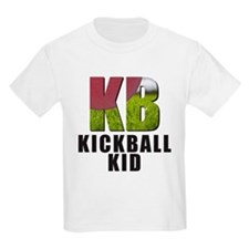 Kids Kickball Light T-Shirt