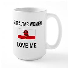 Gibraltar Women Love Me Mug
