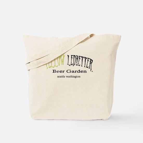 Beer garden Tote Bag
