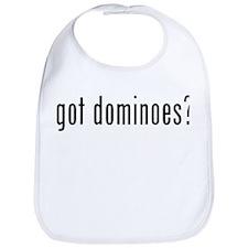 got dominoes? Bib