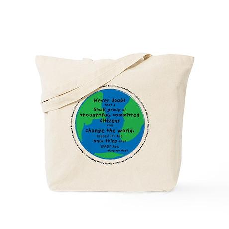 Change the World Tote Bag