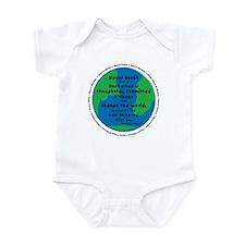 Change the World Infant Bodysuit