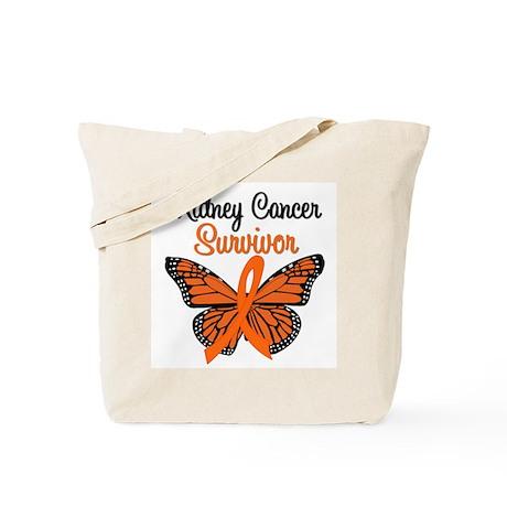 Kidney Cancer Tote Bag
