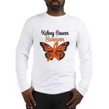 Kidney Cancer Long Sleeve T-Shirt