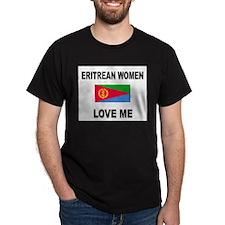 Eritrean Women Love Me T-Shirt