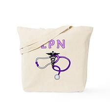 LPN Medical Nursing Tote Bag