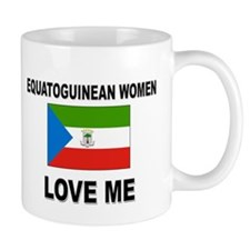 Equatoguinean Women Love Me Mug