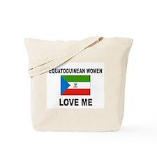 Equatoguinean Women Love Me Tote Bag