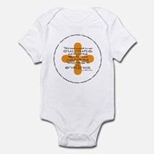 Secret in Our Culture Infant Bodysuit