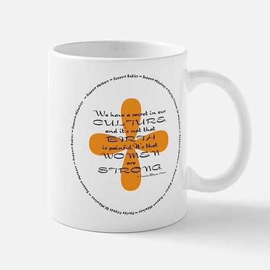 Secret in Our Culture Mug