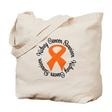 Kidney Cancer Survivor Tote Bag