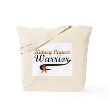 Kidney Cancer Warrior Tote Bag