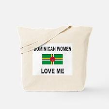 Dominican Women Love Me Tote Bag