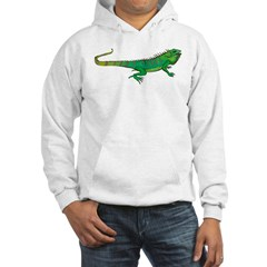 Iguana Hoodie