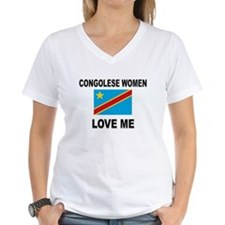Congolese Women Love Me Shirt