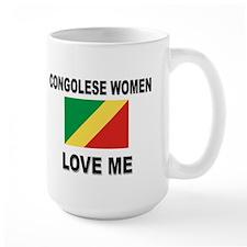 Congolese Women Love Me Mug