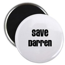 "Save Darren 2.25"" Magnet (10 pack)"