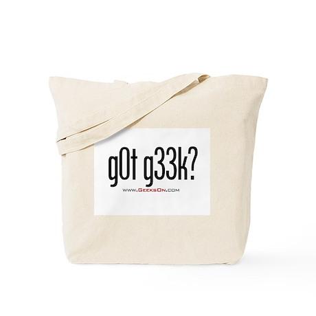 Got Geek Bag