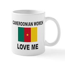 Cameroonian Women Love Me Mug