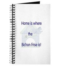 Home is where the Bichon Frise is Journal