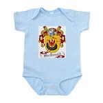 MacDonald Family Crest Infant Creeper