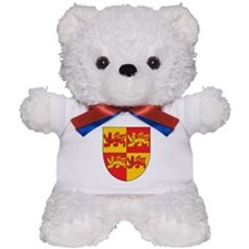 Wales Coat Of Arms Teddy Bear
