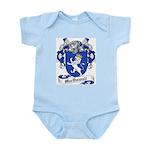 MacDowall Family Crest Infant Creeper