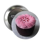 Plush Cupcake Button