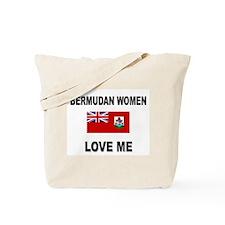 Bermudan Women Love Me Tote Bag
