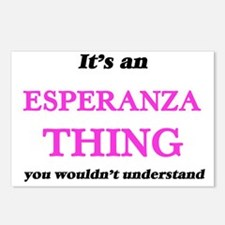 It's an Esperanza thi Postcards (Package of 8)