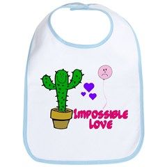 Impossible Love Bib