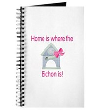 Home is where the Bichon is Journal