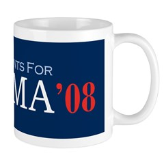 Independents For Obama '08 Coffee Mug