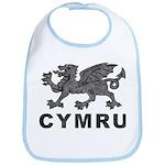 Vintage Cymru Bib